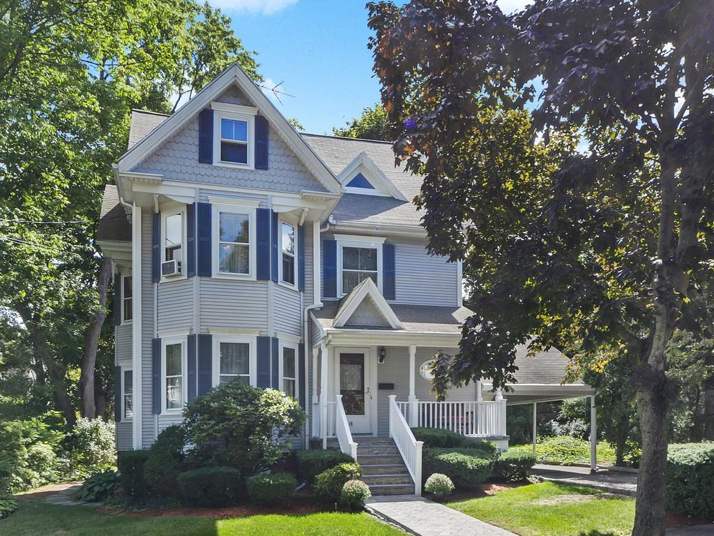 Photo for 18 Goden St, Belmont, MA 02478 (MLS # 72558068)