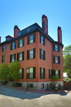 Photo of 8 Mt Vernon Pl, Boston, MA 02108 (MLS # 72561451)