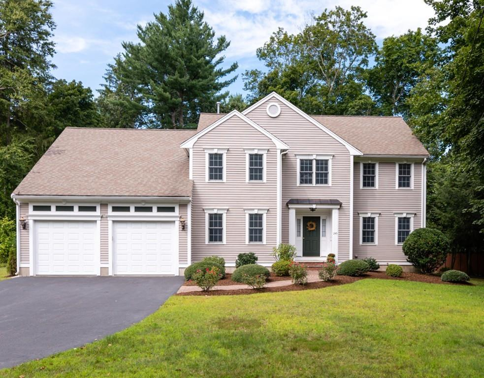 Photo for 245 Concord Road, Bedford, MA 01730 (MLS # 72567987)