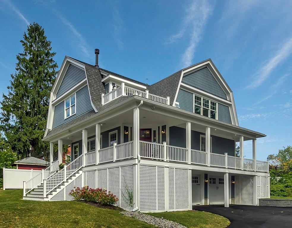 Photo for 5 Crest Road, Wayland, MA 01778 (MLS # 72571869)