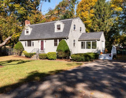 Photo of 25 Caribou Street, Bedford, MA 01730 (MLS # 72583781)