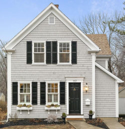 Photo of 117 Pleasant Street, Cohasset, MA 02025 (MLS # 72618445)