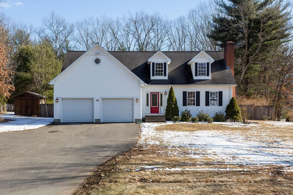 Photo for 35 Nathaniel Way, Belchertown, MA 01007 (MLS # 72623904)