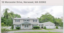 Photo of 16 Worcester Drive, Norwood, MA 02062 (MLS # 72692234)