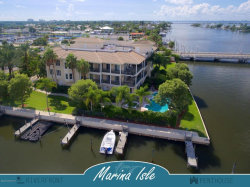 Photo of 4 Marina Isles Boulevard, Unit 301, Indian Harbour Beach, FL 32937 (MLS # 765982)