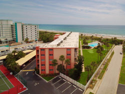 Photo of 220 Young Avenue, Unit 27, Cocoa Beach, FL 32931 (MLS # 786237)