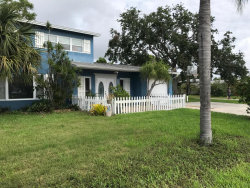 Photo of 205 Coral Reef Drive, Satellite Beach, FL 32937 (MLS # 786817)