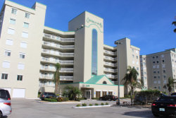 Photo of 3450 Ocean Beach Boulevard, Unit 201, Cocoa Beach, FL 32931 (MLS # 787016)