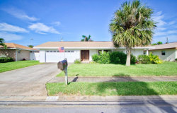 Photo of 735 Verbenia Drive, Satellite Beach, FL 32937 (MLS # 787090)