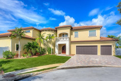 Photo of 699 Seville Court, Satellite Beach, FL 32937 (MLS # 790164)