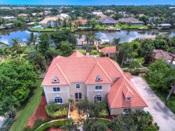 Photo of 148 Lansing Island Drive, Indian Harbour Beach, FL 32937 (MLS # 792018)