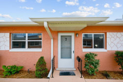Photo of 205 Cleveland Avenue, Unit 7, Cocoa Beach, FL 32931 (MLS # 793552)