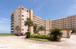Photo of 1830 N Atlantic Avenue, Unit 403, Cocoa Beach, FL 32931 (MLS # 804915)