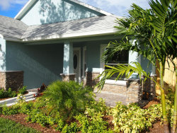 Photo of 101 Wimico Drive, Indian Harbour Beach, FL 32937 (MLS # 805028)