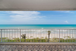 Photo of 1505 N Highway A1a, Unit 602, Indialantic, FL 32903 (MLS # 805200)