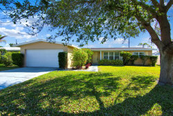 Photo of 111 Bay Drive, Indian Harbour Beach, FL 32937 (MLS # 805761)