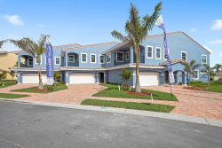 Photo of 138 Mediterranean Way, Indian Harbour Beach, FL 32937 (MLS # 807815)