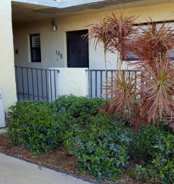 Photo of 500 Palm Springs Boulevard, Unit 108, Indian Harbour Beach, FL 32937 (MLS # 807901)