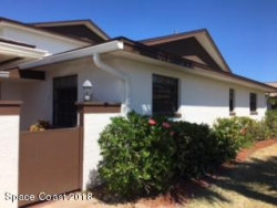Photo of 290 Paradise Boulevard, Unit 42, Melbourne, FL 32903 (MLS # 808483)