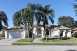 Photo of 580 Sunset Lakes Drive, Merritt Island, FL 32953 (MLS # 808502)