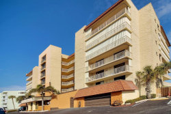 Photo of 3115 S Atlantic Avenue, Unit 404, Cocoa Beach, FL 32931 (MLS # 808504)
