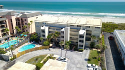 Photo of 5050 Ocean Beach Boulevard, Unit 105, Cocoa Beach, FL 32931 (MLS # 808564)