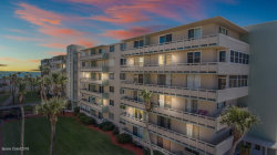 Photo of 2020 N Atlantic Avenue, Unit 614, Cocoa Beach, FL 32931 (MLS # 808759)