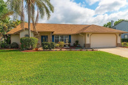 Photo of 4040 Savannahs Trl, Merritt Island, FL 32953 (MLS # 808812)
