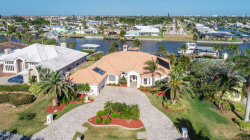Photo of 232 Lanternback Island Drive, Satellite Beach, FL 32937 (MLS # 810220)