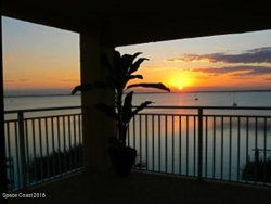 Photo of 211 S 24th Street, Unit 401, Cocoa Beach, FL 32931 (MLS # 810268)