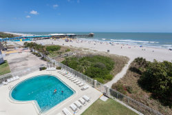 Photo of 5300 Ocean Beach Boulevard, Unit 506, Cocoa Beach, FL 32931 (MLS # 810695)