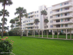 Photo of 2020 N Atlantic Avenue, Unit 202, Cocoa Beach, FL 32931 (MLS # 813827)