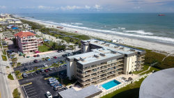 Photo of 4100 Ocean Beach Boulevard, Unit 210, Cocoa Beach, FL 32931 (MLS # 814365)