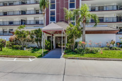 Photo of 3613 S Banana River Boulevard, Unit D 203, Cocoa Beach, FL 32931 (MLS # 814697)