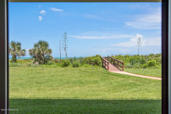 Photo of 3060 N Atlantic Avenue, Unit 107, Cocoa Beach, FL 32931 (MLS # 814699)