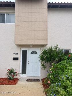 Photo of 1137 Ashley Avenue, Indian Harbour Beach, FL 32937 (MLS # 815007)