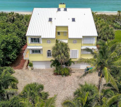 Photo of 9325 S Highway A1a, Melbourne Beach, FL 32951 (MLS # 816224)