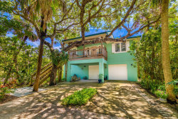 Photo of 126 Paradise Point Drive, Melbourne Beach, FL 32951 (MLS # 816237)