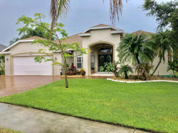 Photo of 1015 Carriage Hill Road, Melbourne, FL 32940 (MLS # 817201)