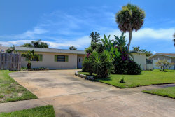 Photo of 913 Bluewater Drive, Indian Harbour Beach, FL 32937 (MLS # 818758)