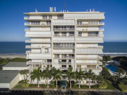 Photo of 877 N Highway A1a, Unit 806, Indialantic, FL 32903 (MLS # 818891)