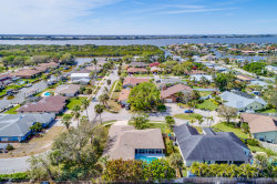 Photo of 17 Barbara Court, Satellite Beach, FL 32937 (MLS # 821864)