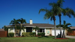 Photo of 537 Carriage Circle, Satellite Beach, FL 32937 (MLS # 821989)