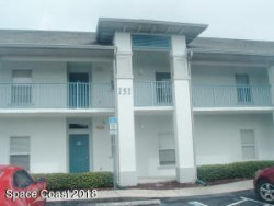Photo of 151 Portside Avenue, Unit 105, Cape Canaveral, FL 32920 (MLS # 822117)