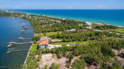 Photo of 8150 Highway A1a, Melbourne Beach, FL 32951 (MLS # 823543)