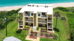 Photo of 4495 S Highway A1a, Unit 102, Melbourne Beach, FL 32951 (MLS # 823987)