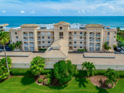 Photo of 1907 Highway A1a, Unit 305, Indian Harbour Beach, FL 32937 (MLS # 824180)