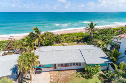 Photo of 9075 S Highway A1a Highway, Melbourne Beach, FL 32951 (MLS # 826971)