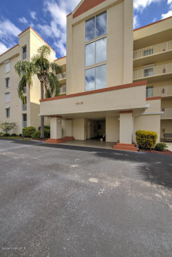 Photo of 1410 Huntington Lane, Unit 1401, Rockledge, FL 32955 (MLS # 827318)