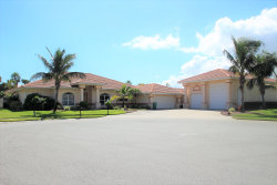 Photo of 215 Loggerhead Drive, Melbourne Beach, FL 32951 (MLS # 827699)